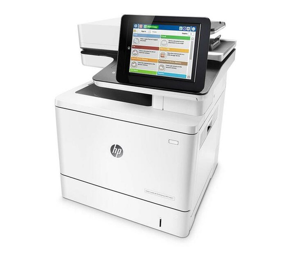Hp color laserjet enterprise mfp m577dn picture