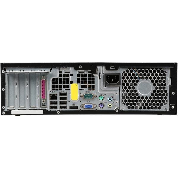 Hp 8000 elite pro intel core 2 duo desktop pc picture