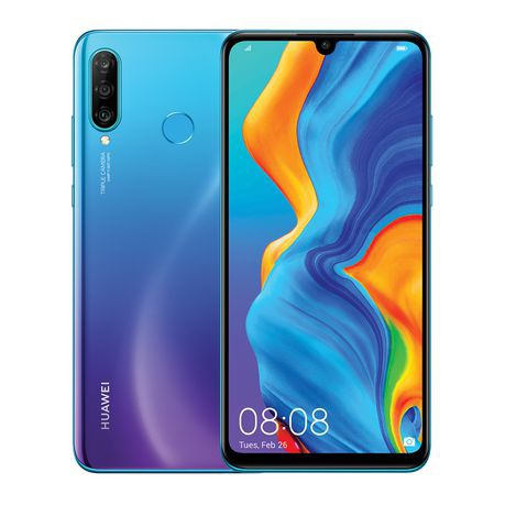 Huawei p30 lite 2020 128gb - peacock blue) picture