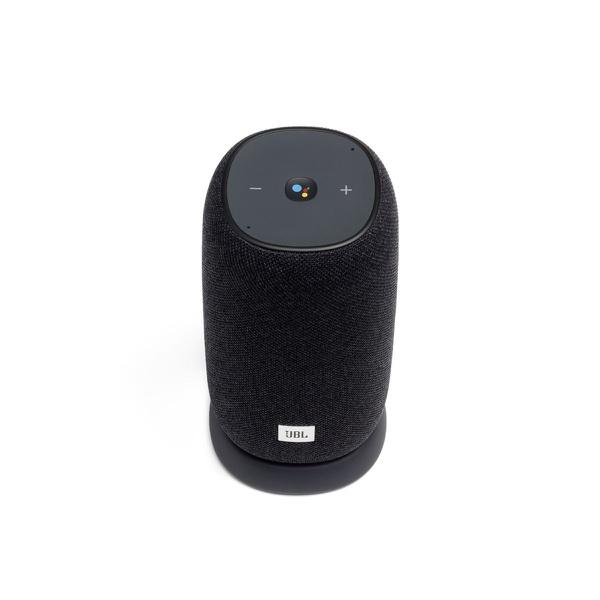 Jbl link portable bluethooth wifi speaker - black picture