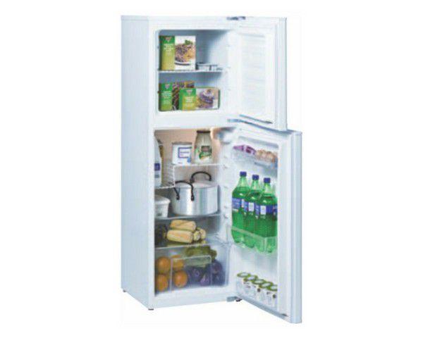Kic 170lt top freezer fridge white ktf518wh picture