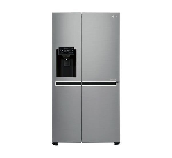 Lg 601 l door-in-door fridge/freezer with water and ice dispenser share picture