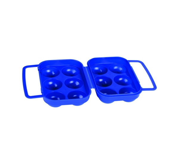Leisure quip egg carrier blue picture