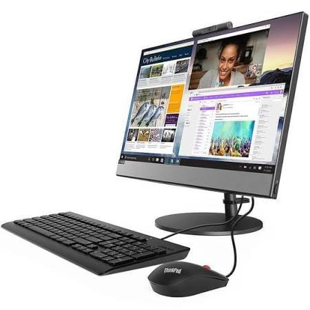 "Lenovo v130z all in one 19.5"" / celeron j4005 / 4 gb ram / 1 tb drive / win 10 pro / aio picture"