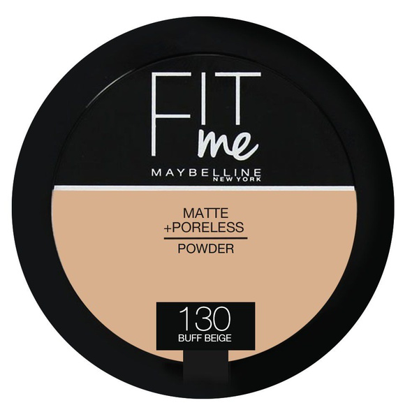 Maybelline fit me powder 130 buff beige - 9g picture
