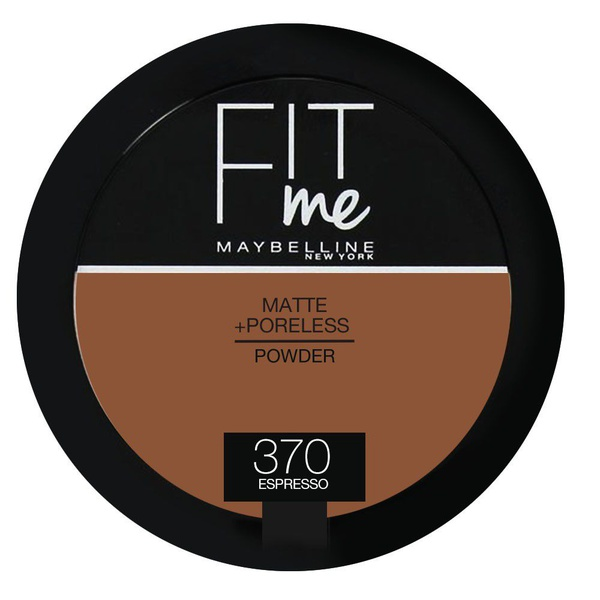 Maybelline fit me powder 370 espresso os - 9g picture