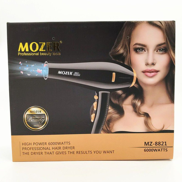 Mozer professional hair dryer 6000w picture