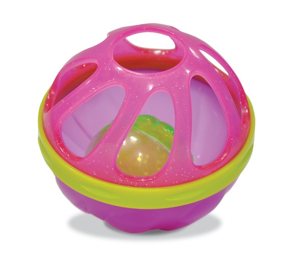 Munchkin small baby bath ball picture