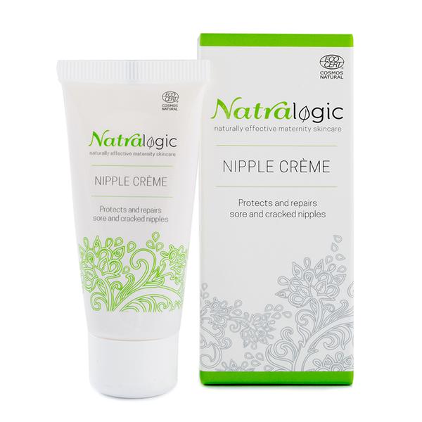 Natralogic nipple crème - 20ml picture