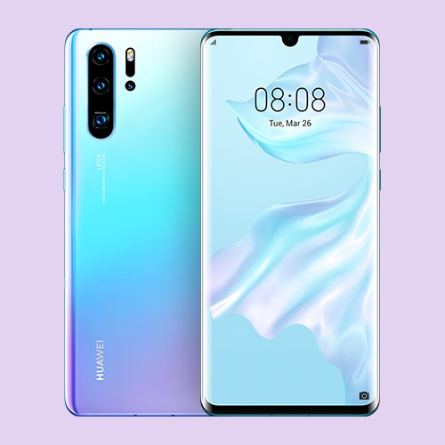 Huawei p30 pro breathing crystal 128gb picture