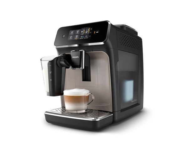 Philips series 2200 fully automatic espresso machines - ep2235-40 picture