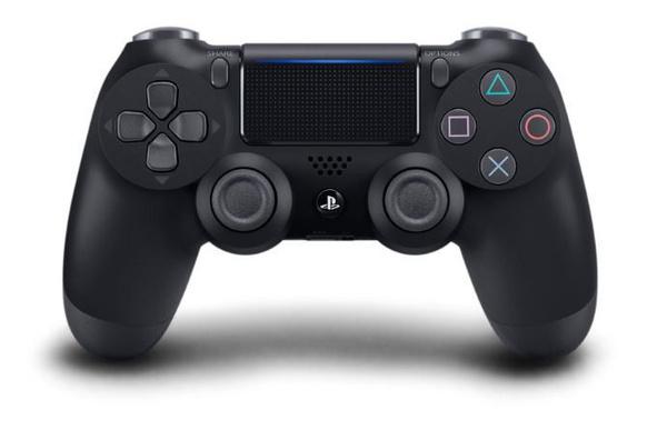 Ps4 dualshock 4 controller - black v2 (ps4) picture