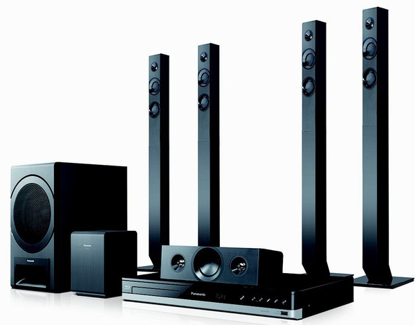 Panasonic sc-btt785gsk blu-ray home theater system picture