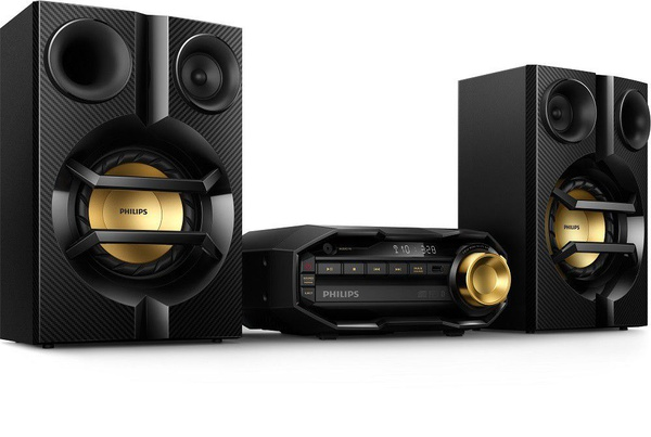 Philips bluetooth micro music system picture