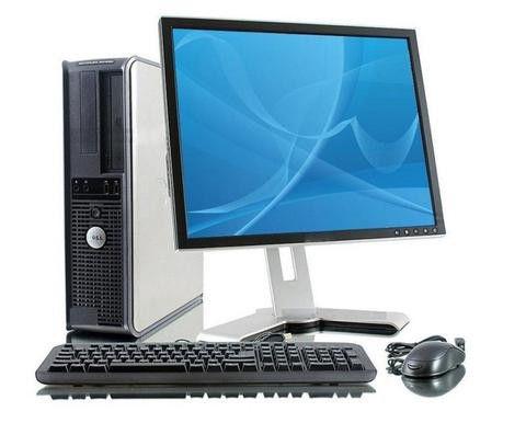 Refurbished dell optiplex 780 desktop bundle picture