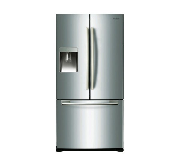 Samsung 488 l french door fridge/freezer with water and ice dispenser picture
