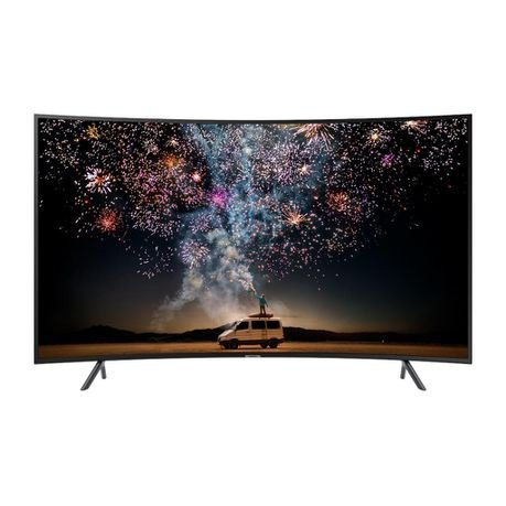"Samsung 55"" curved smart uhd tv picture"