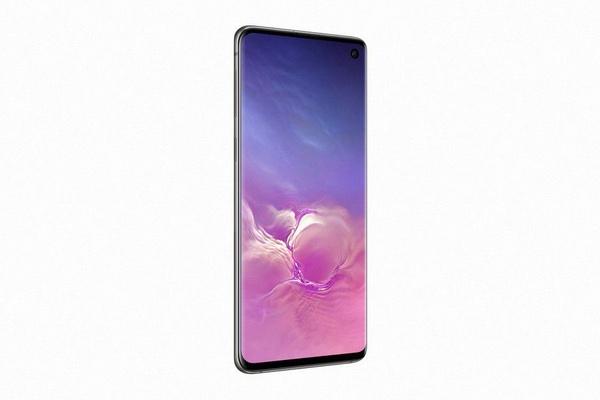 Samsung galaxy s10 128gb dual sim - prism black picture