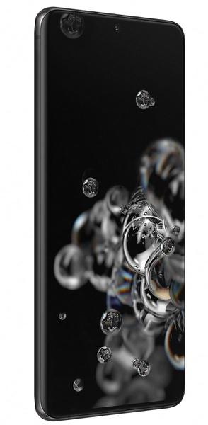 Samsung galaxy s20 ultra 128gb dual sim - cosmic black picture