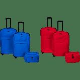 Santorini 3-piece luggage set picture