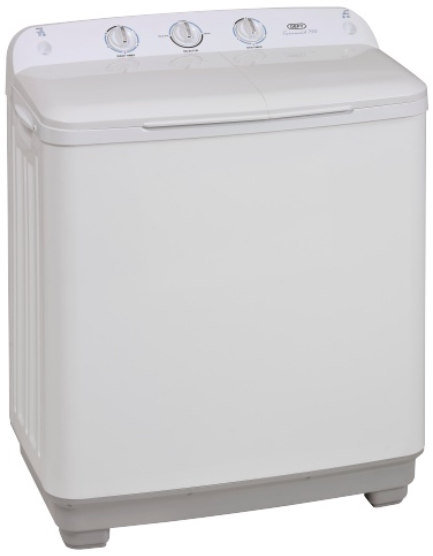Defy 8kg twin tub washing machine dtt166 picture