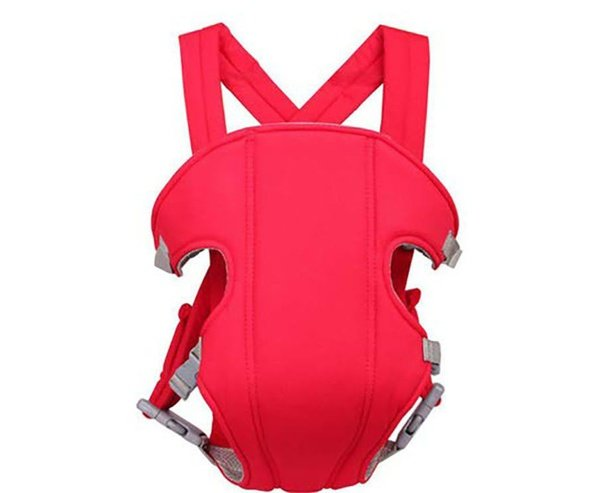 Baby carrier wrap infant carrier sling front and back backpack-red picture