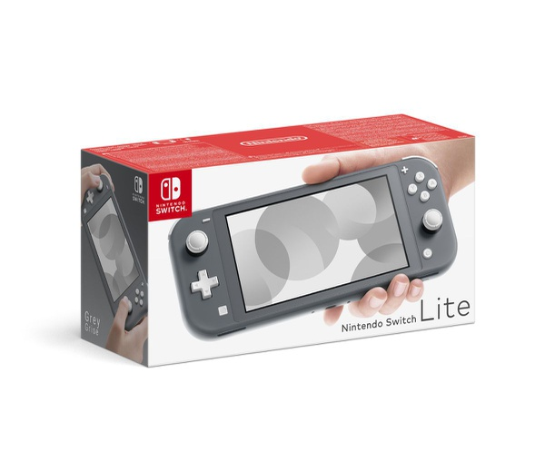 Switch lite grey picture