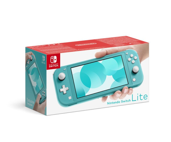 Switch lite turquoise picture