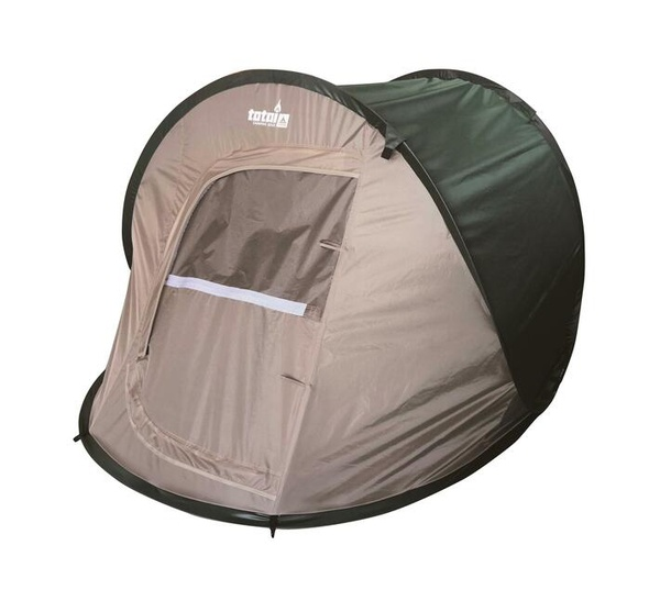 Totai camping - 3-4 person pitch & go camping tent picture