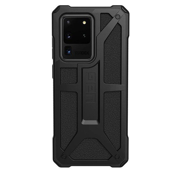 Uag monarch case for galaxy s20 ultra - black picture