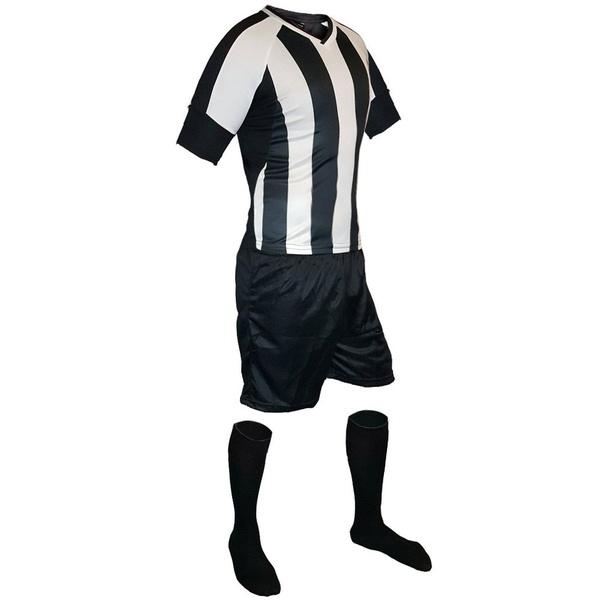 Unisex soccer kit /football kit - juve' - team of 14 picture