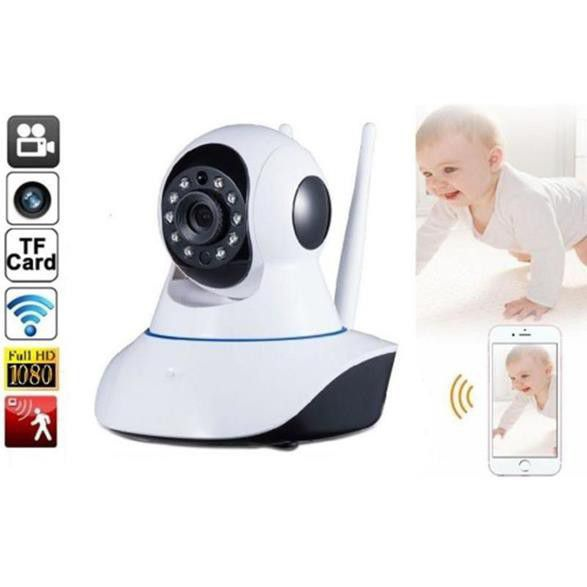 Wi-fi hd ip camera 1080p baby monitor picture