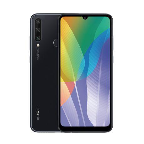 Huawei y6p 64gb single sim midnight black picture