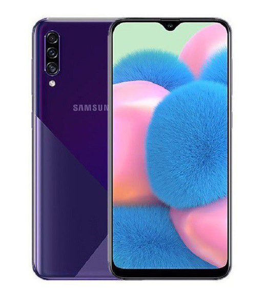 Samsung galaxy a30s 128gb dual sim - violet picture