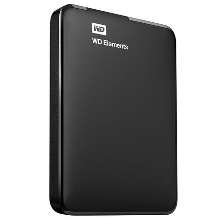 Wd elements 2.5 inch portable hard drive - 1 tb - black picture