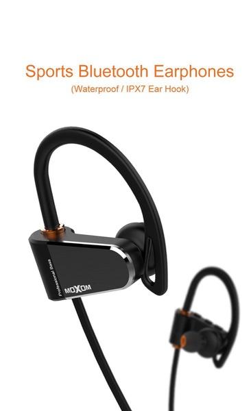 Wireless headphones bluetooth waterproof sports headset with mic headphones picture