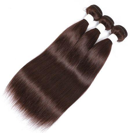 Joedir brazilian human hair straight bundles hair extension stw 12inch y2# picture