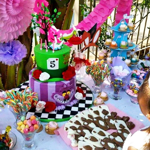 Bespoke Candy stations picture