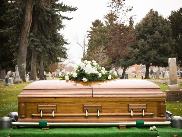 Caskets & Coffins picture