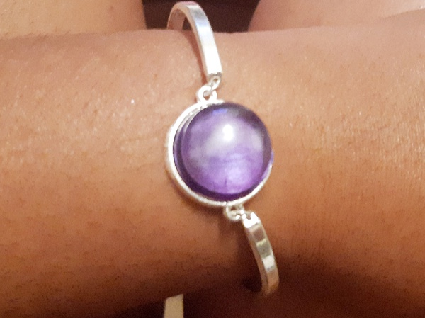 Pebble bracelet picture