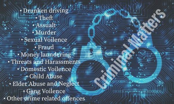 Criminal Matters picture