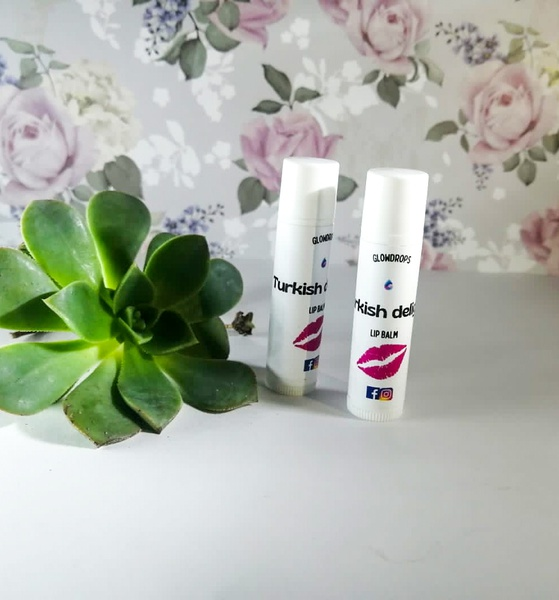 Turkish delight lip balm 10ml picture