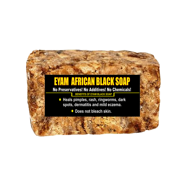 Eyam african black soap picture