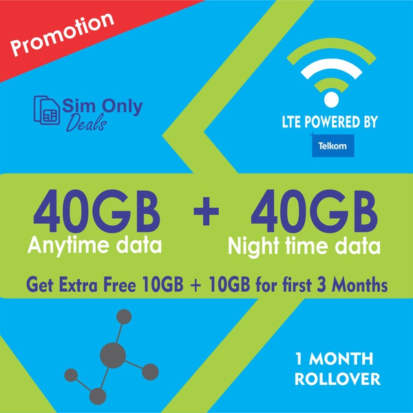 40gb 40gb Deal Extra Free 10gb 10gb Link It Mobile