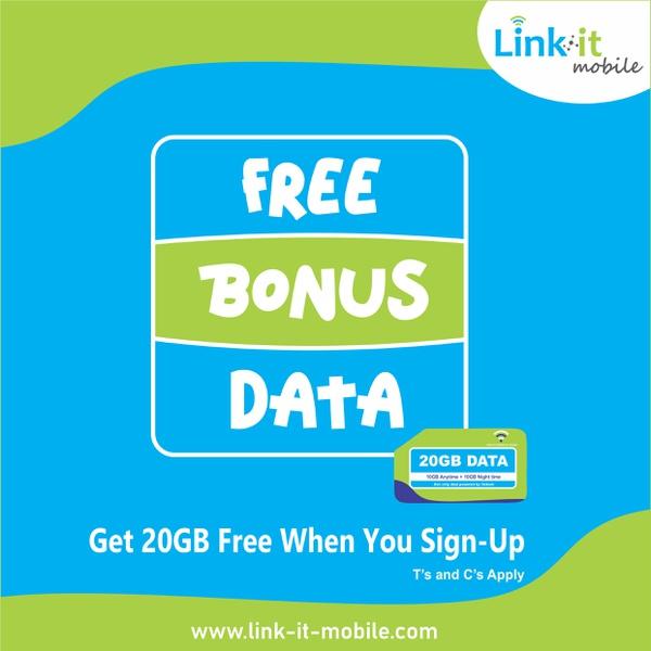 3 months of free bonus data picture