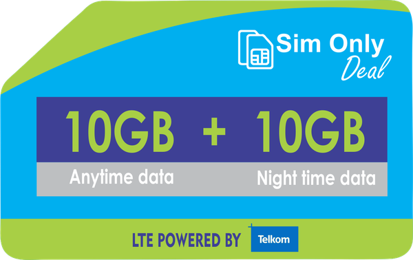 Deals Powered By Telkom Link It Mobile