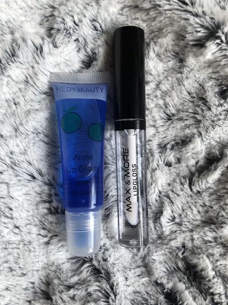 Mini lip gloss sets picture