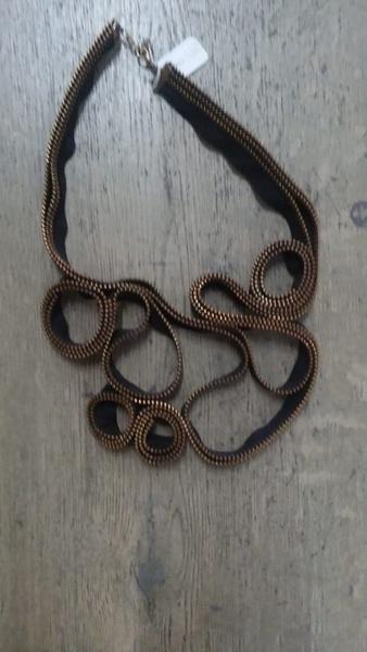 Sweet zip designer neck piece. picture