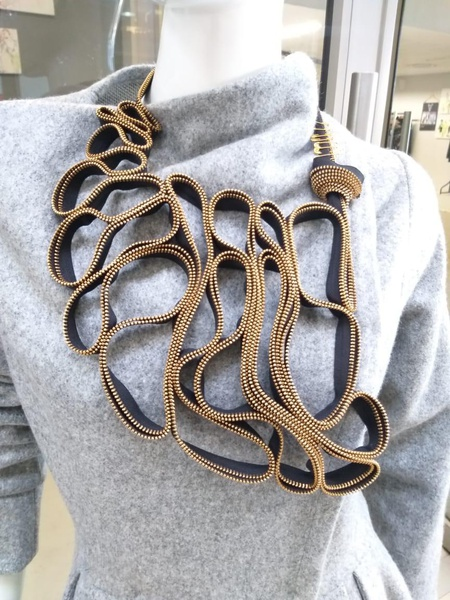 Indalo zip designer neck pieces picture