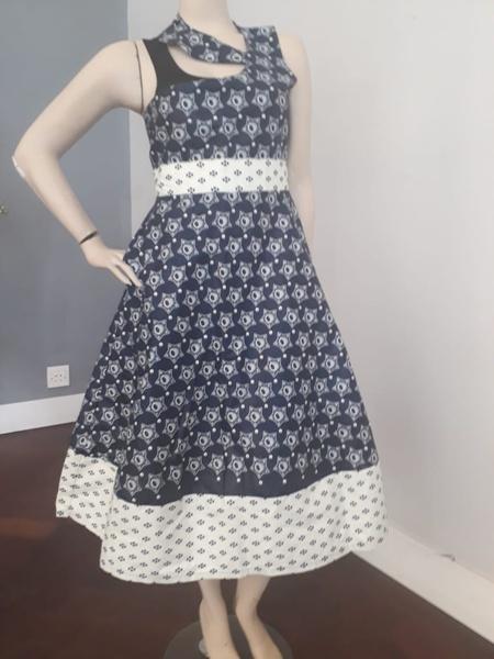 Taku designer dress. picture